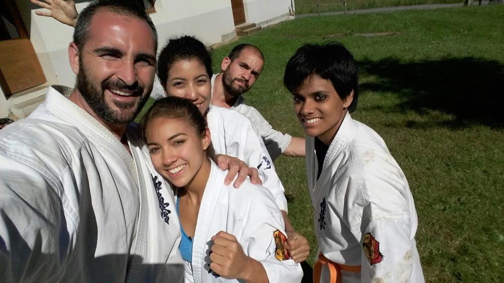 5th Swiss Kyokushin Summer Camp, 1-3 juillet 2016 - 37