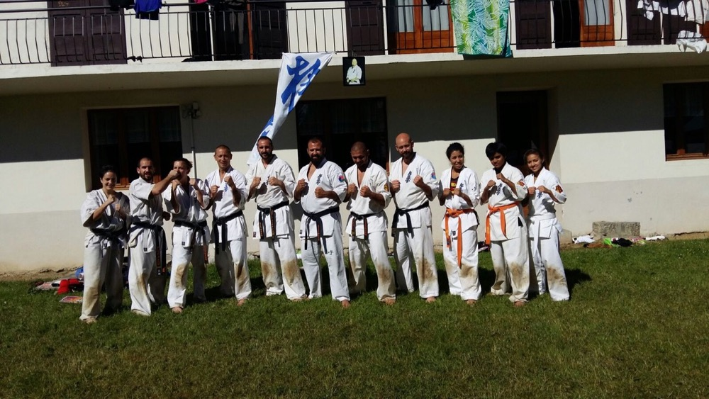 5th Swiss Kyokushin Summer Camp, 1-3 juillet 2016 - 38