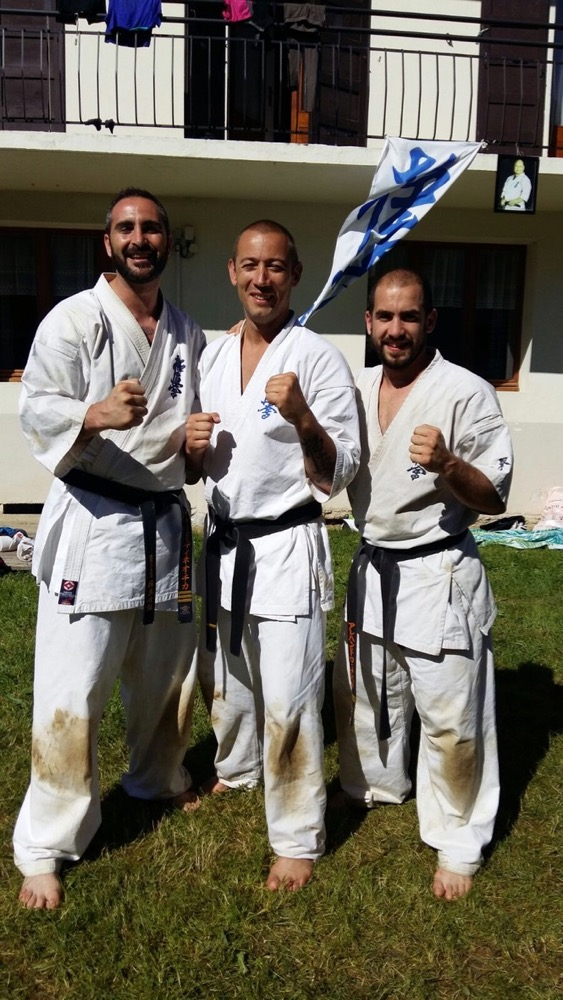 5th Swiss Kyokushin Summer Camp, 1-3 juillet 2016 - 45