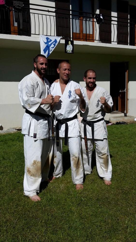 5th Swiss Kyokushin Summer Camp, 1-3 juillet 2016 - 66