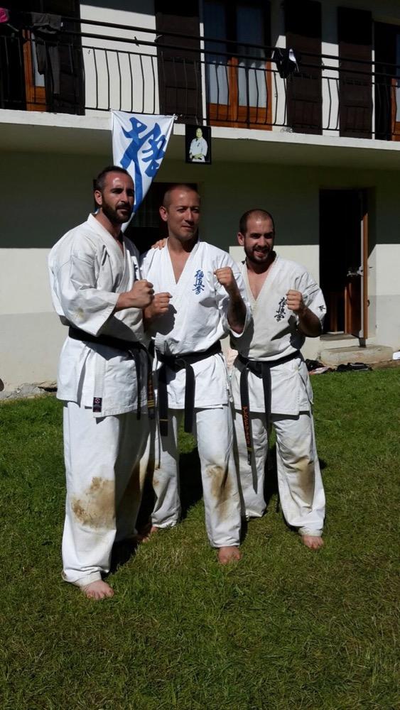 5th Swiss Kyokushin Summer Camp, 1-3 juillet 2016 - 68