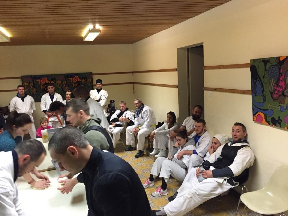 6th Swiss Kyokushin Winter Camp  16-18.12.16 - 10