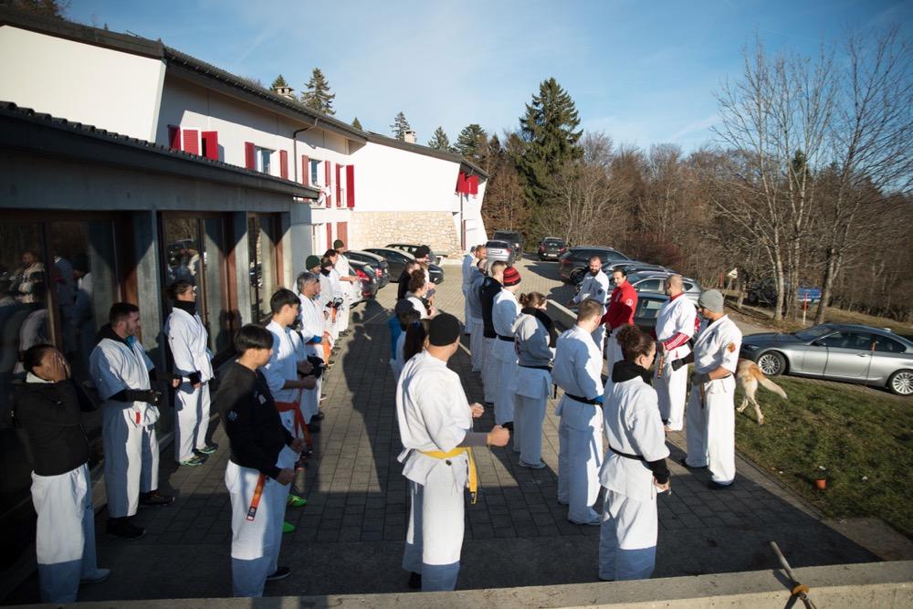 6th Swiss Kyokushin Winter Camp  16-18.12.16 - 114