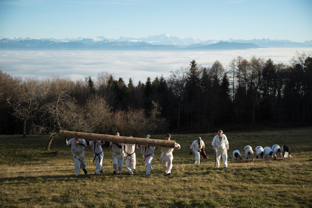6th Swiss Kyokushin Winter Camp  16-18.12.16 - 136