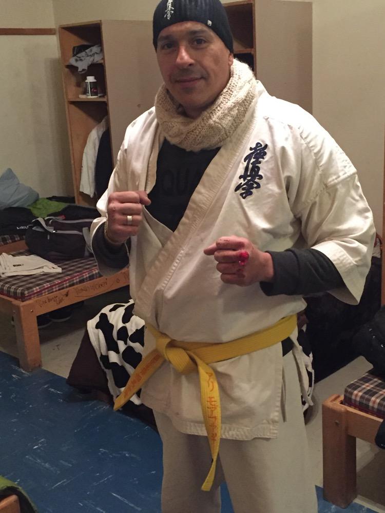 6th Swiss Kyokushin Winter Camp  16-18.12.16 - 14