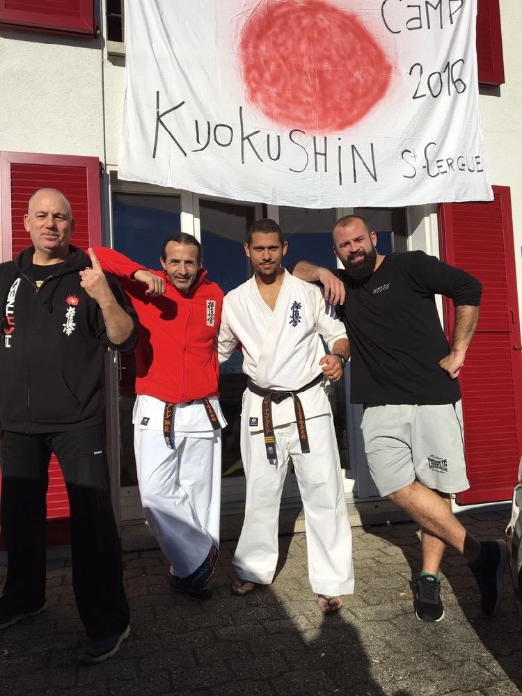6th Swiss Kyokushin Winter Camp  16-18.12.16 - 174