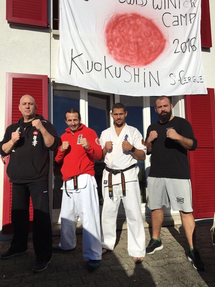 6th Swiss Kyokushin Winter Camp  16-18.12.16 - 175