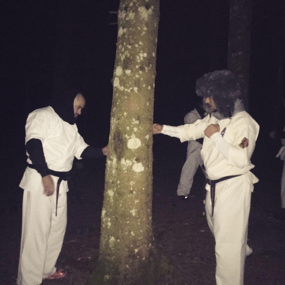 6th Swiss Kyokushin Winter Camp  16-18.12.16 - 197
