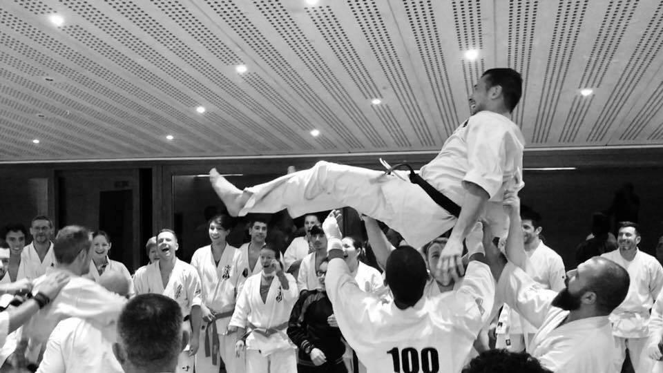 6th Swiss Kyokushin Winter Camp  16-18.12.16 - 206