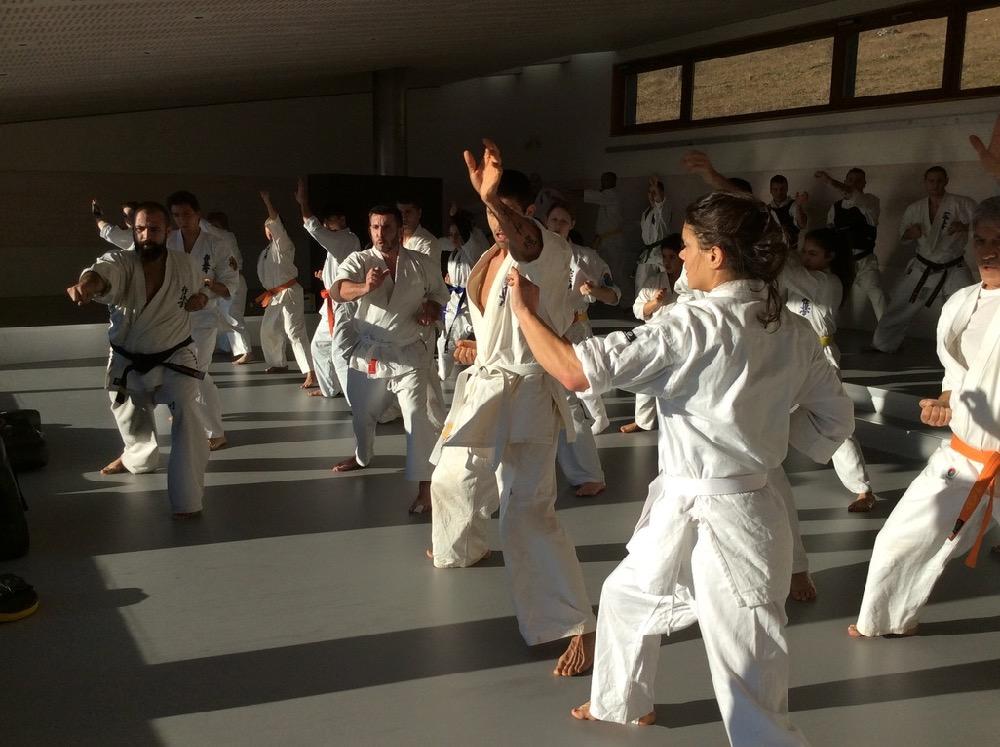 6th Swiss Kyokushin Winter Camp  16-18.12.16 - 22