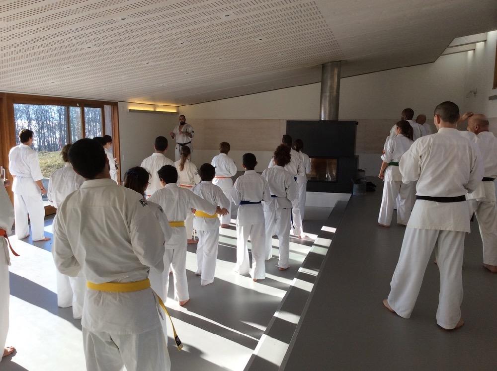6th Swiss Kyokushin Winter Camp  16-18.12.16 - 23