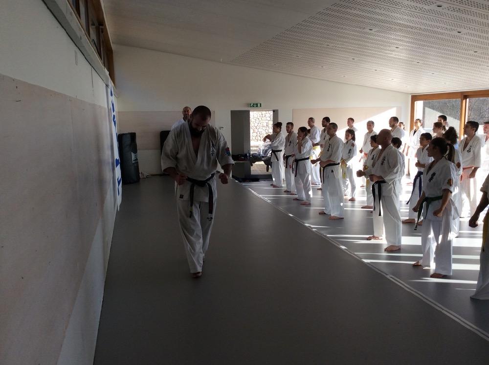 6th Swiss Kyokushin Winter Camp  16-18.12.16 - 27