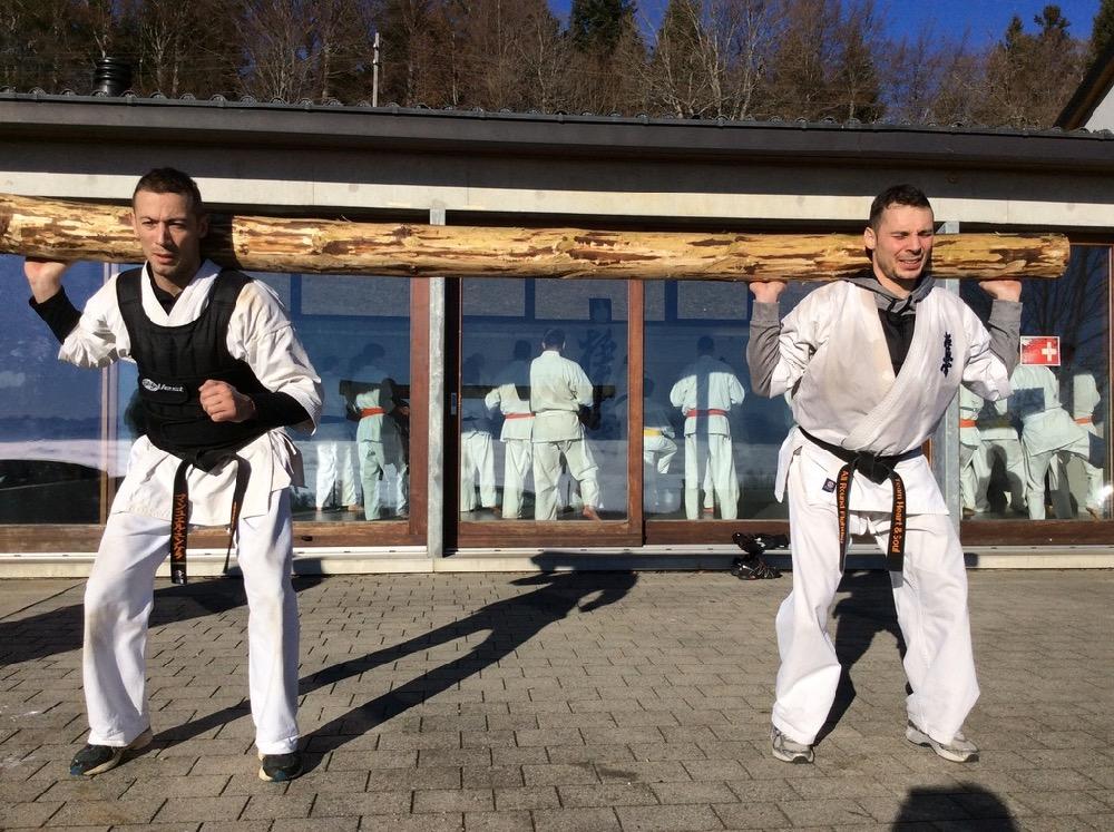 6th Swiss Kyokushin Winter Camp  16-18.12.16 - 28
