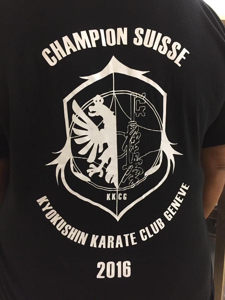 6th Swiss Kyokushin Winter Camp  16-18.12.16 - 4