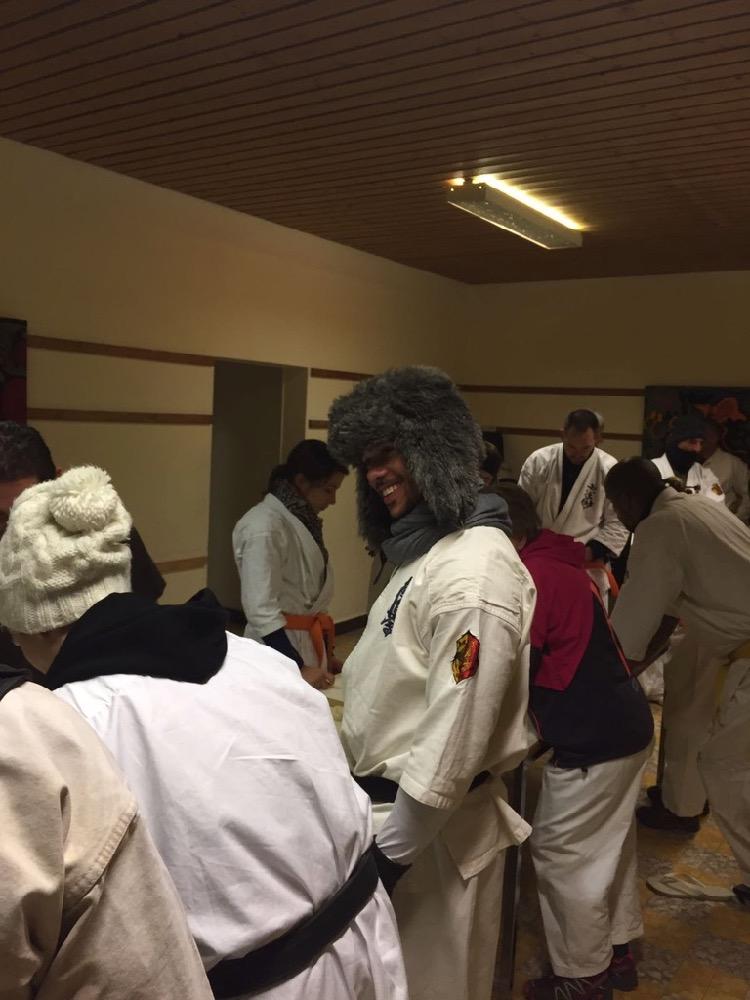 6th Swiss Kyokushin Winter Camp  16-18.12.16 - 75