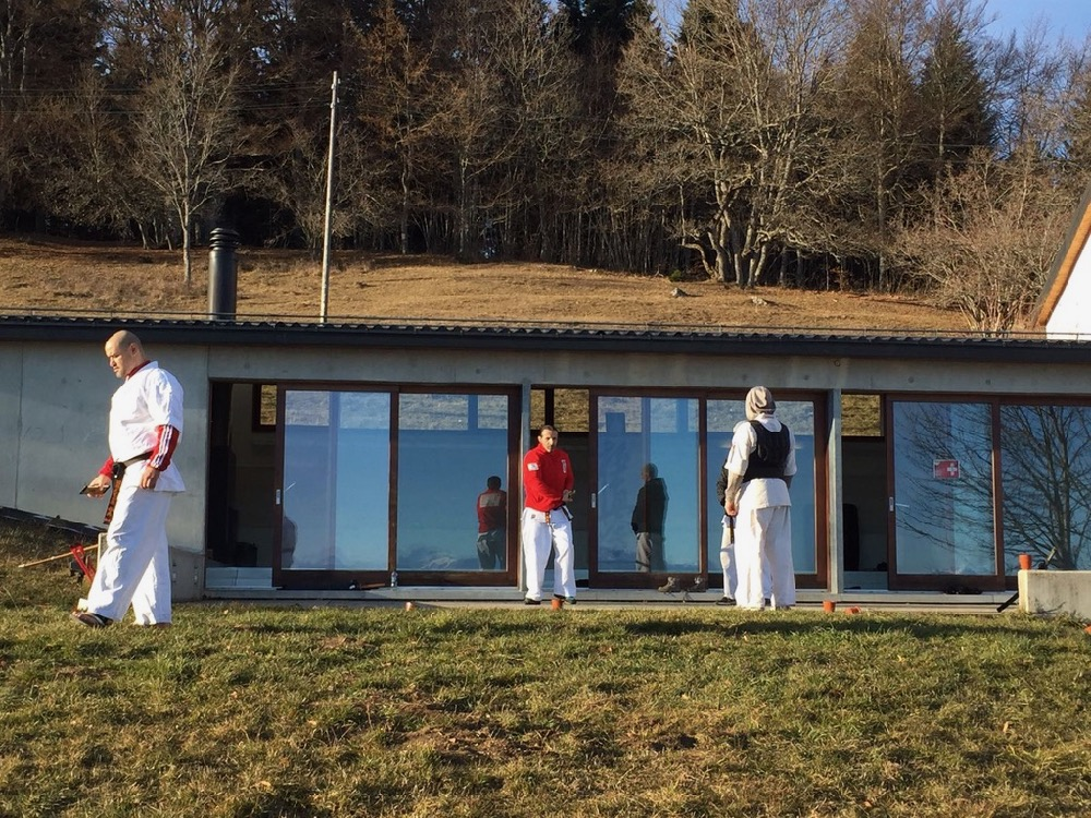 6th Swiss Kyokushin Winter Camp  16-18.12.16 - 79