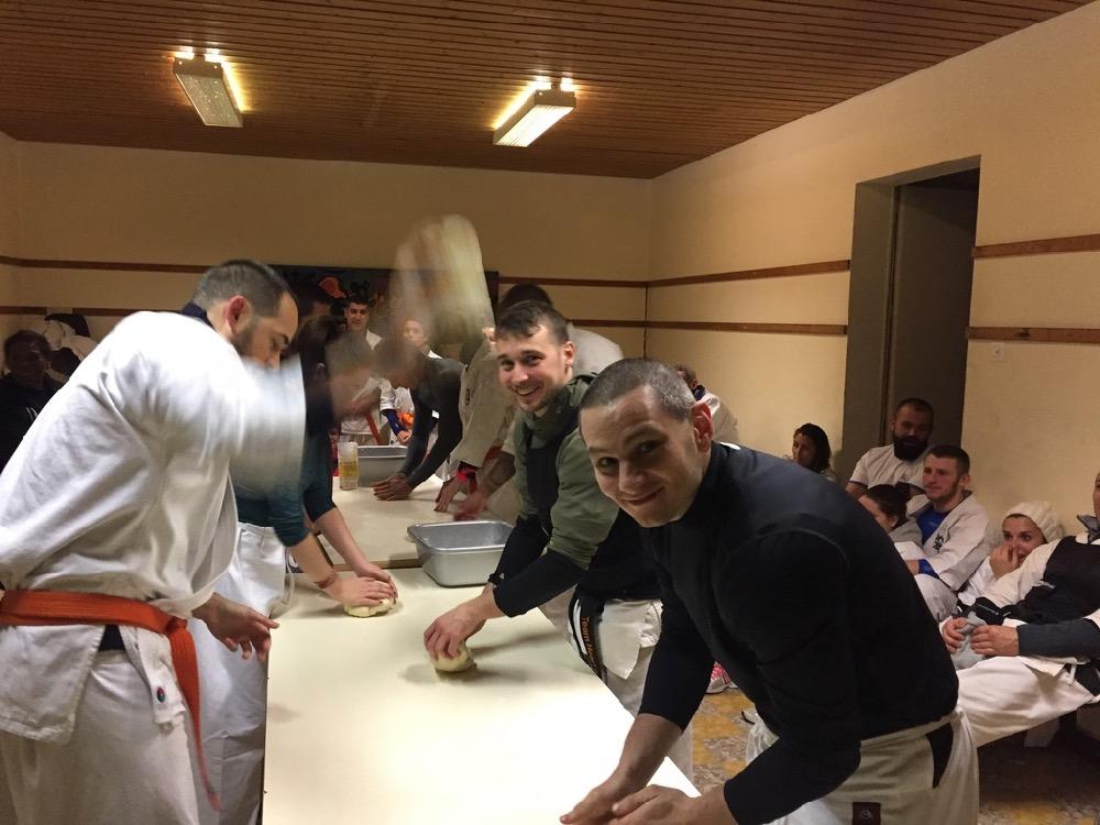 6th Swiss Kyokushin Winter Camp  16-18.12.16 - 8