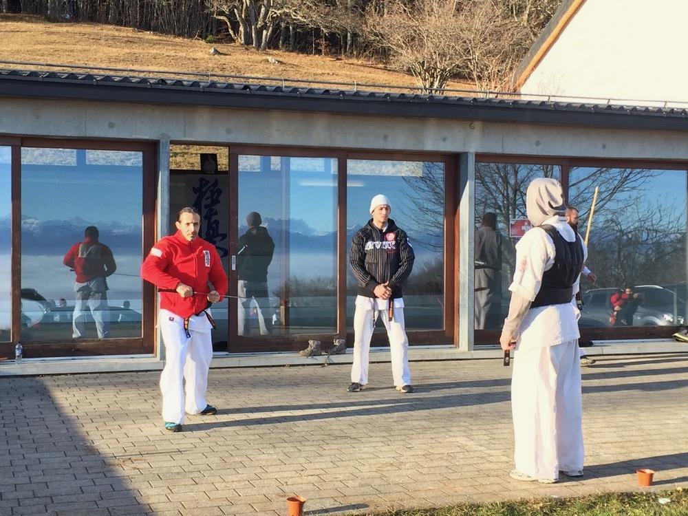 6th Swiss Kyokushin Winter Camp  16-18.12.16 - 80