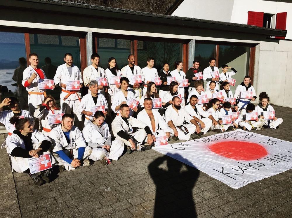 6th Swiss Kyokushin Winter Camp  16-18.12.16 - 89