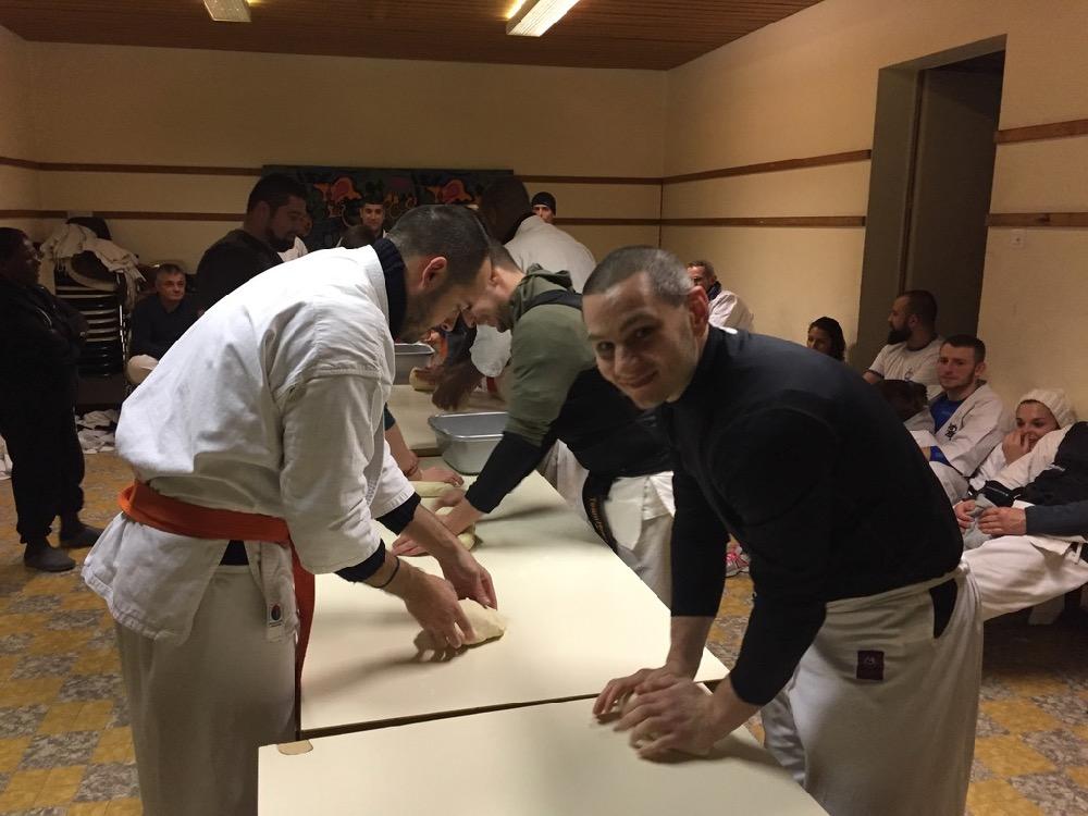 6th Swiss Kyokushin Winter Camp  16-18.12.16 - 9