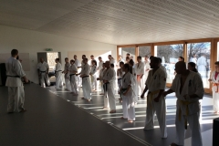 6th Swiss Kyokushin Winter Camp  16-18.12.16 - 25