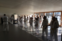 6th Swiss Kyokushin Winter Camp  16-18.12.16 - 26