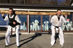 6th Swiss Kyokushin Winter Camp  16-18.12.16 - 28