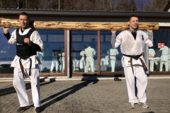 6th Swiss Kyokushin Winter Camp  16-18.12.16 - 30