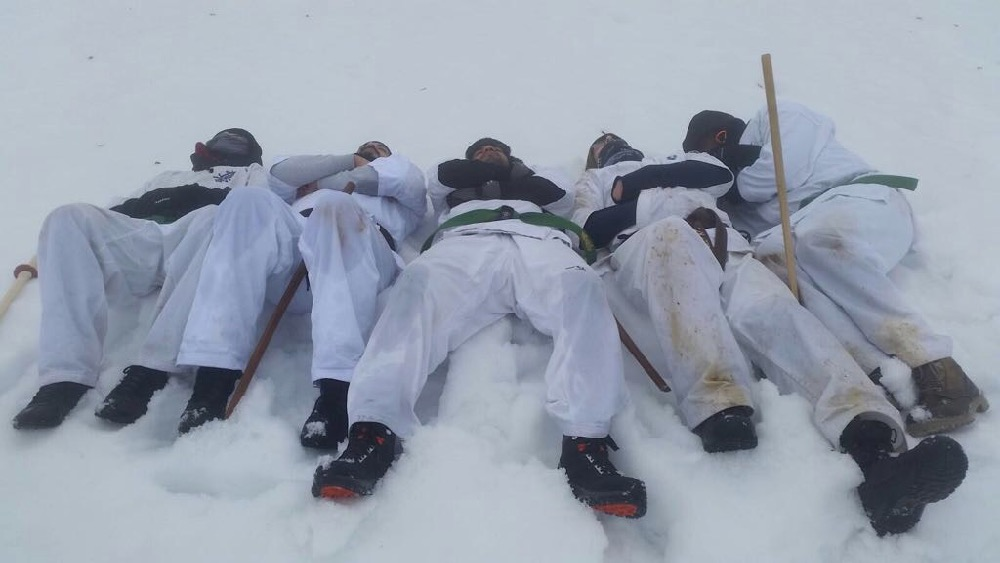 7th Swiss Winter Camp 5-7.1.18 - 34