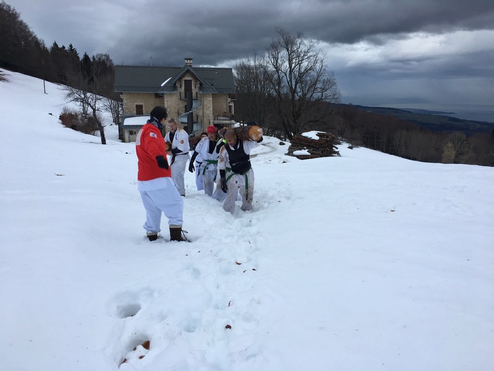 7th Swiss Winter Camp 5-7.1.18 - 6