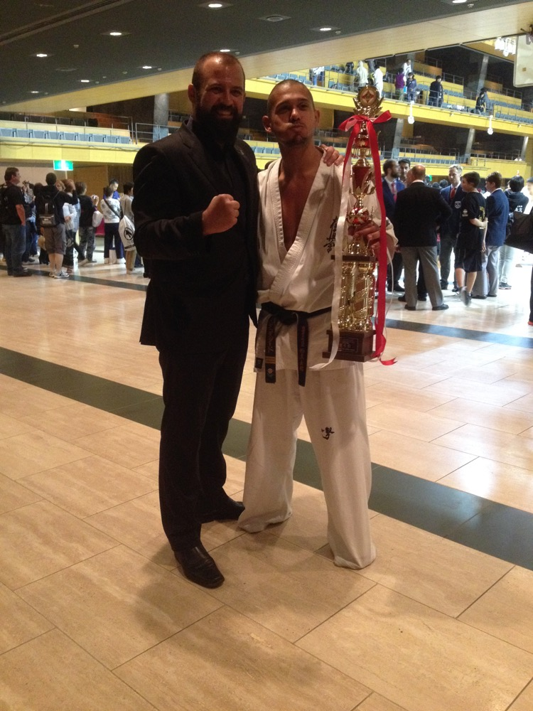 Championnat du Monde So-Kyokushin. Shizuka Japon, octobre 2016 - 27