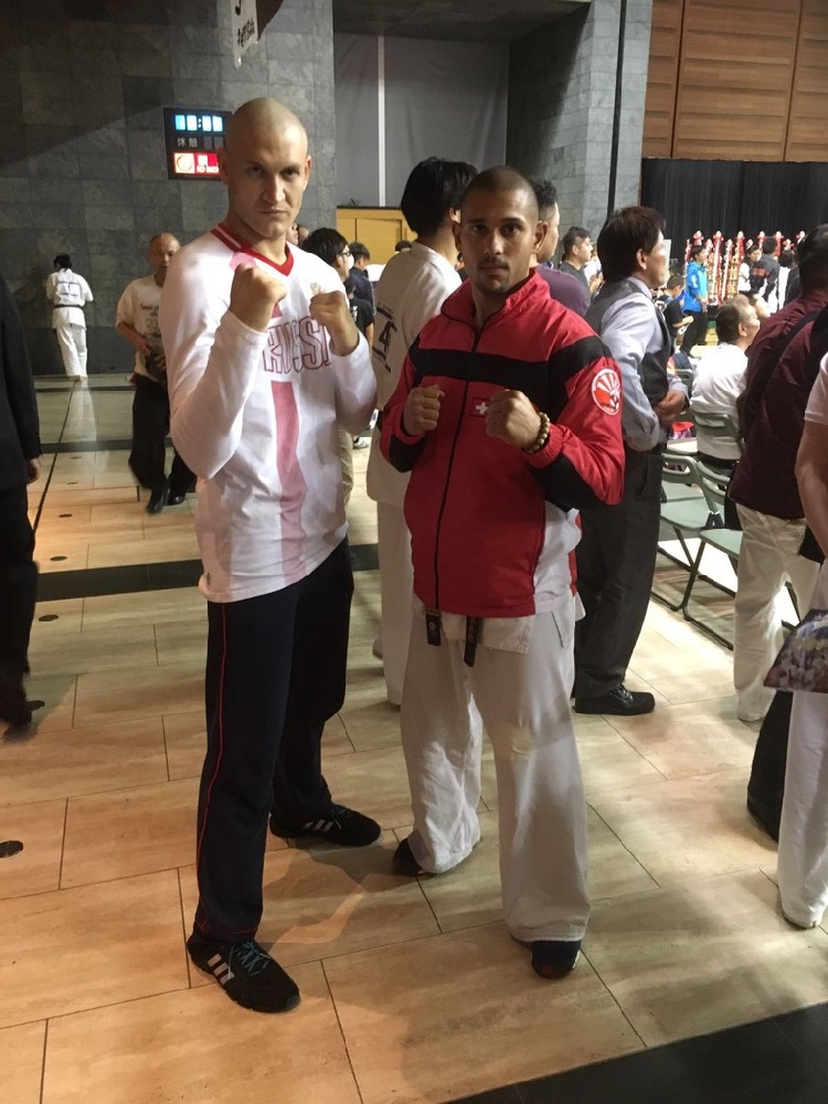 Championnat du Monde So-Kyokushin. Shizuka Japon, octobre 2016 - 32