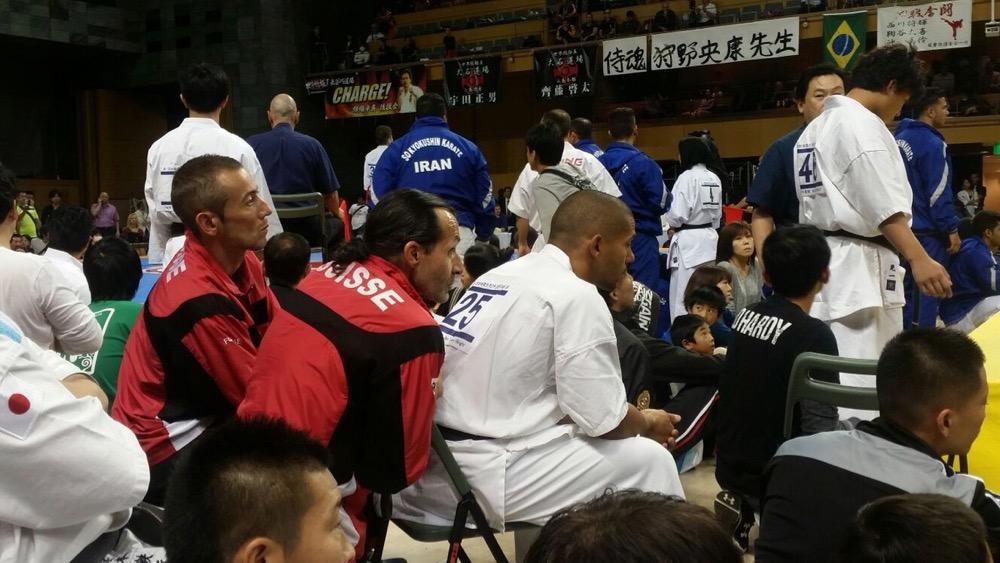 Championnat du Monde So-Kyokushin. Shizuka Japon, octobre 2016 - 39