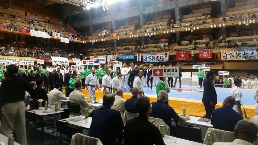 Championnat du Monde So-Kyokushin. Shizuka Japon, octobre 2016 - 42
