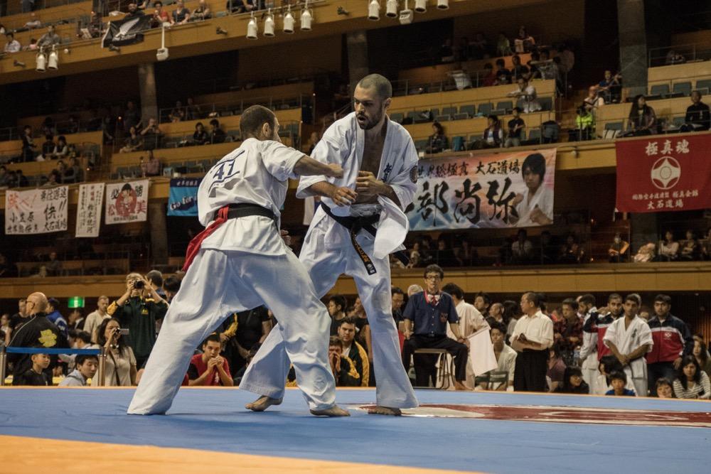 Championnat du Monde So-Kyokushin. Shizuka Japon, octobre 2016 - 49
