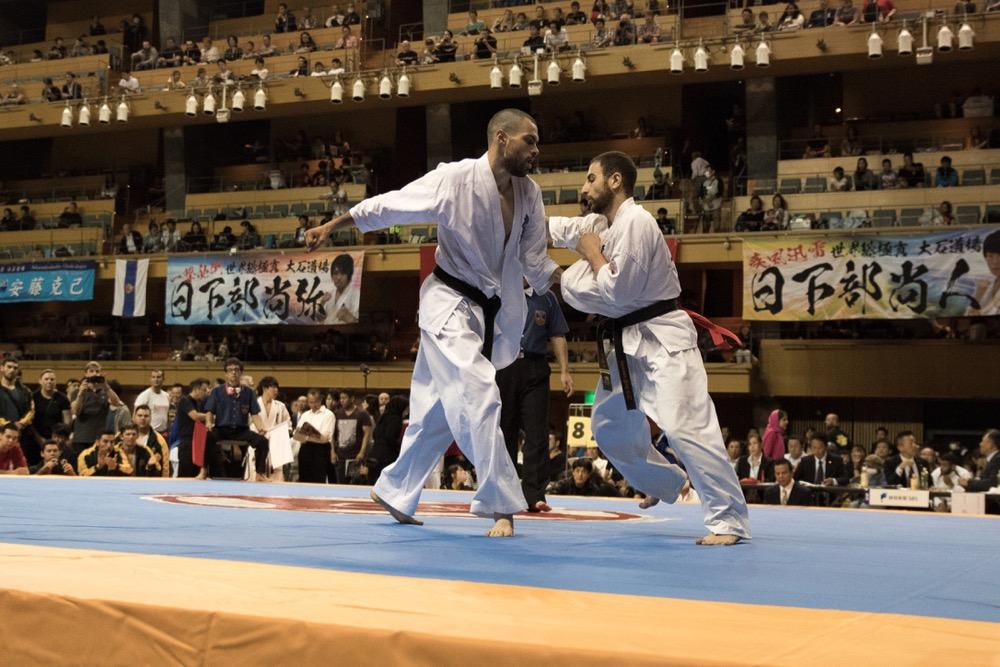 Championnat du Monde So-Kyokushin. Shizuka Japon, octobre 2016 - 51