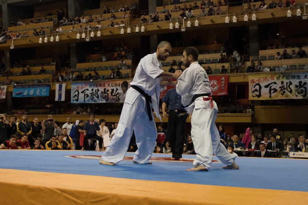 Championnat du Monde So-Kyokushin. Shizuka Japon, octobre 2016 - 52