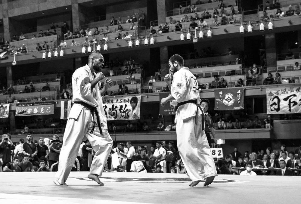 Championnat du Monde So-Kyokushin. Shizuka Japon, octobre 2016 - 54