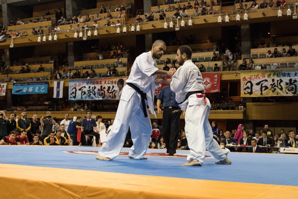 Championnat du Monde So-Kyokushin. Shizuka Japon, octobre 2016 - 56