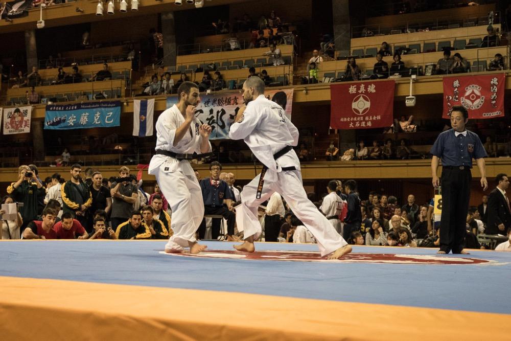 Championnat du Monde So-Kyokushin. Shizuka Japon, octobre 2016 - 57