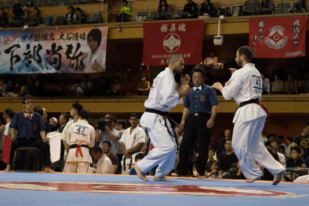 Championnat du Monde So-Kyokushin. Shizuka Japon, octobre 2016 - 65