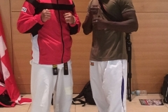 Championnat du Monde So-Kyokushin. Shizuka Japon, octobre 2016 - 31