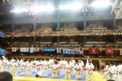 Championnat du Monde So-Kyokushin. Shizuka Japon, octobre 2016 - 40
