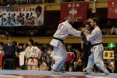 Championnat du Monde So-Kyokushin. Shizuka Japon, octobre 2016 - 66