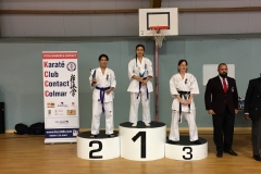 Open d'Alsace, 22 avril 2017  - 11