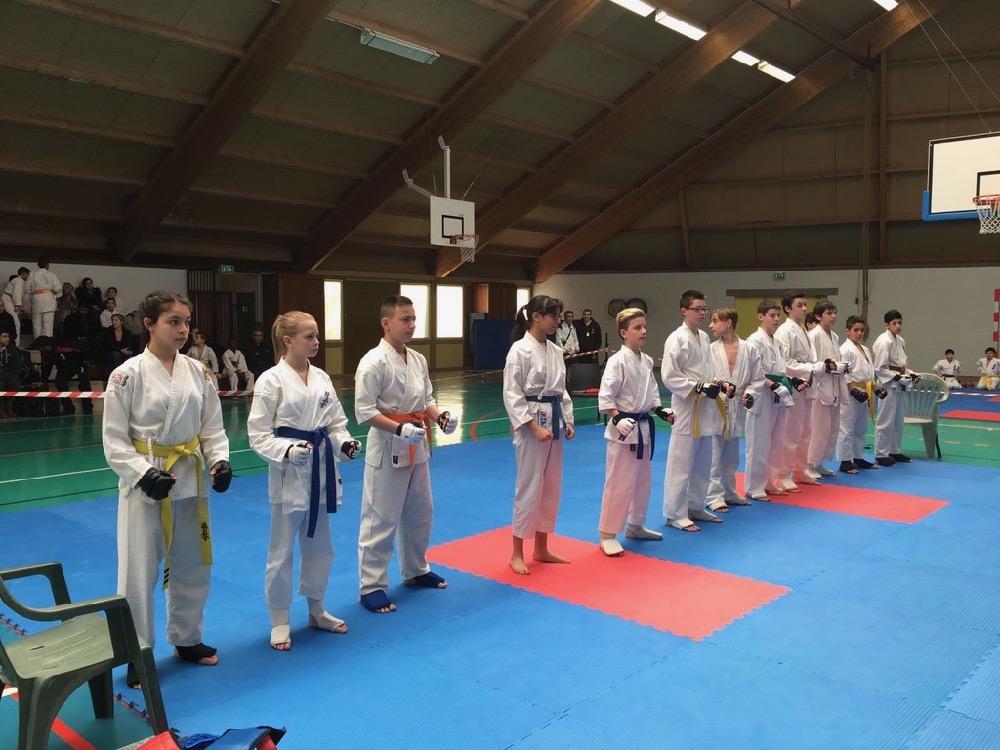 Open d'Alsace junior, mars 2017 - 23