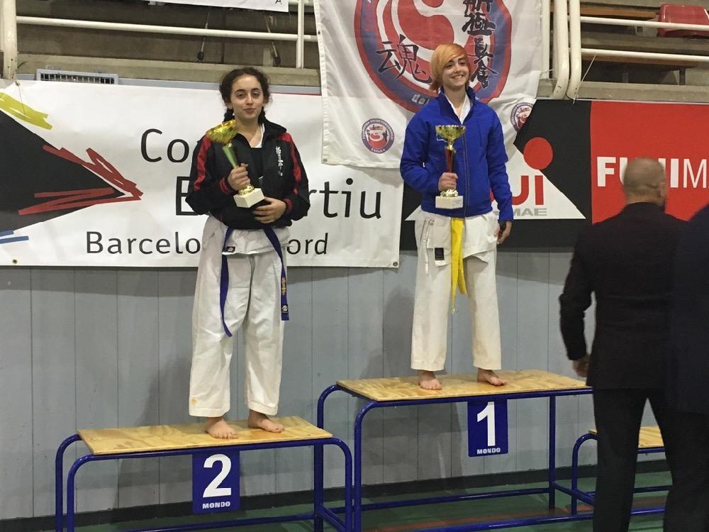 Oyama Cup, Santa Coloma, 1-3.12.17 - 8
