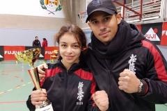 Oyama Cup, Santa Coloma, 1-3.12.17 - 21
