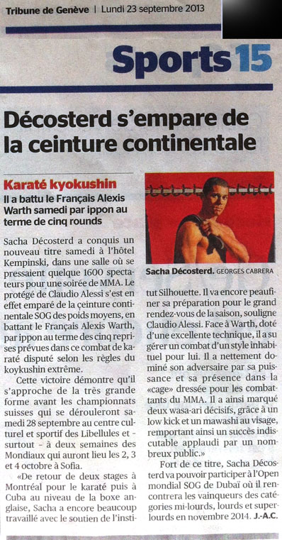 kyokushin-karate-club-geneva-20130923-tribune-geneve