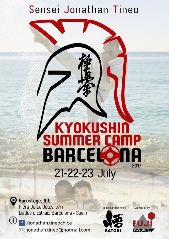Summer Camp Barcelona juillet 2017 - 1